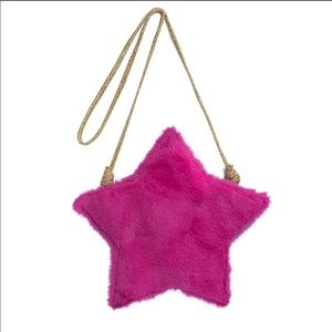 Girls Orchid Star Bag. Brand New with Tags!